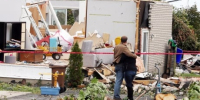 4 patients remain in Ottawa hospitals after Friday tornadoes