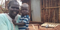 Canada's new approach to foreign aid cuts out the middle man and gives cash directly...