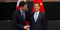 Trudeau and Chinese premier reveal progress, even without formal trade talks