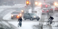 Wall of wintry, hazardous weather pushes across the U.S.