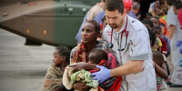 Emergency 'getting bigger by the hour' in Mozambique after disastrous cyclone, floods
