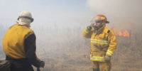Saskatchewan grass fire that got 'really large really fast' prompts state of emergency