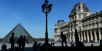 Louvre in Paris removes Sackler name after opioid protests