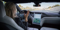Drivers too comfortable with bad habits in cars they think are self-driving, survey says