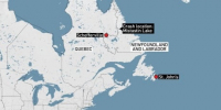 Bad weather prevents search teams from getting to Labrador floatplane crash site