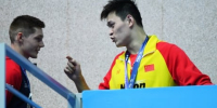 'I win, I win, you lose': Swimmer Sun Yang confronts British rival after another podium...